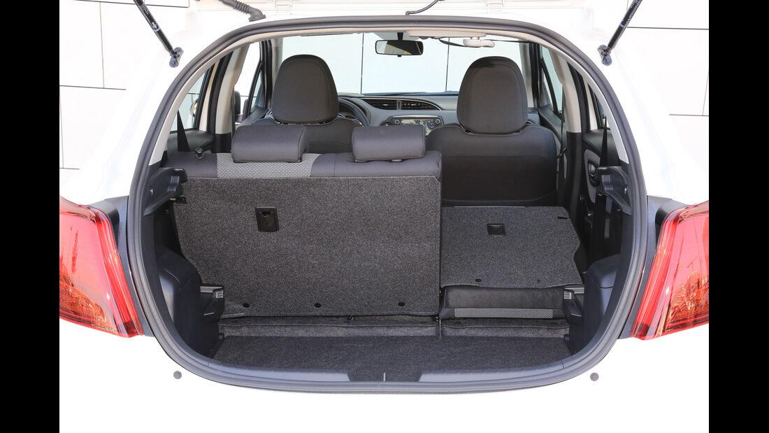 Toyota Yaris 1.5 Hybrid Comfort, Fondsitz, Umklappbar, Durchreiche