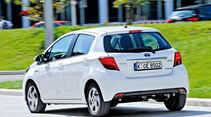 Toyota Yaris 1.5 Hybrid Comfort, Heckansicht