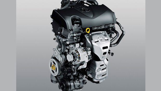 Toyota Yaris 1,5-Liter-Motor Benziner