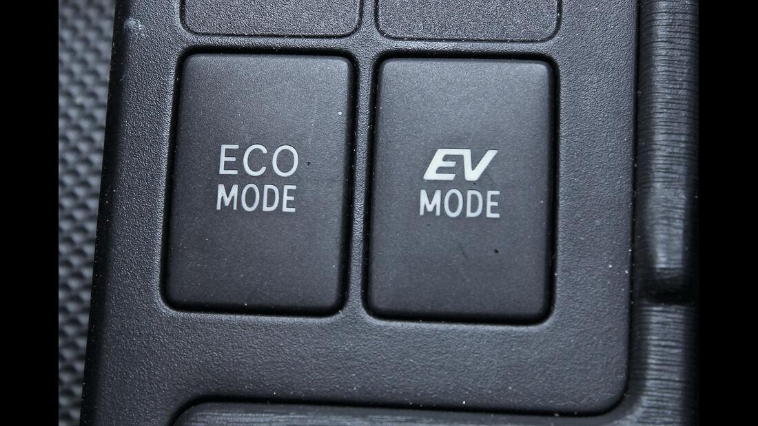 Toyota Yaris 1.5 VVT-i Hybrid Life, Bedienelemente
