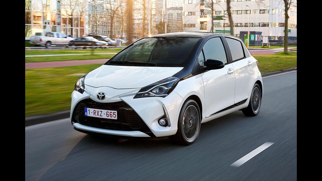 Toyota Yaris 2017 Facelift