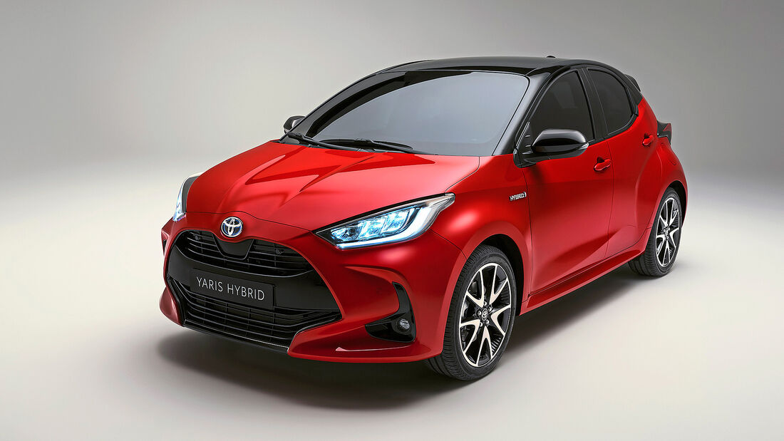 Toyota Yaris, Autonis 2020
