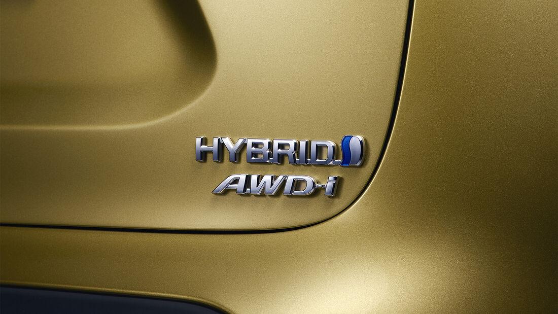 Toyota Yaris Cross SUV 2020