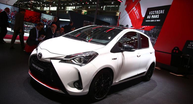 Toyota Yaris GR-S