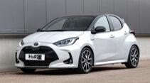 Toyota Yaris Hybrid - Sportfedern