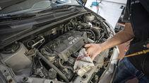 Toyota Yaris I, Motor