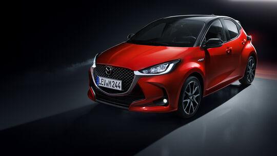 Toyota Yaris Mazda 2 Kooperation Kleinwagen