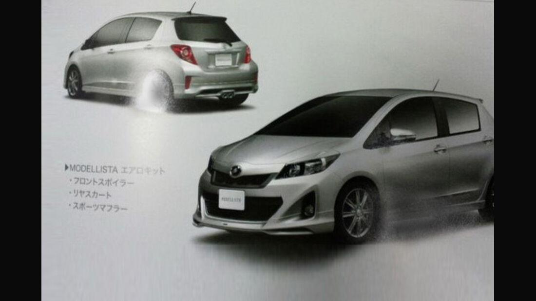 Toyota Yaris Vitz