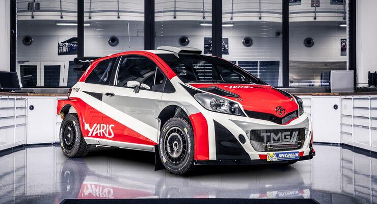Toyota Yaris WRC - 2015