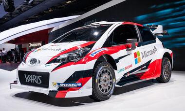 Toyota Yaris WRC für 2017