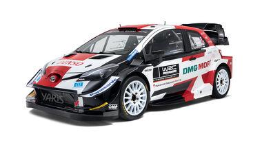 Toyota Yaris WRC (2021) - Rallye-WM