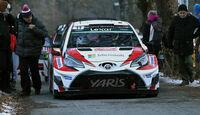 Toyota Yaris WRC - Rallye Monte Carlo 2017