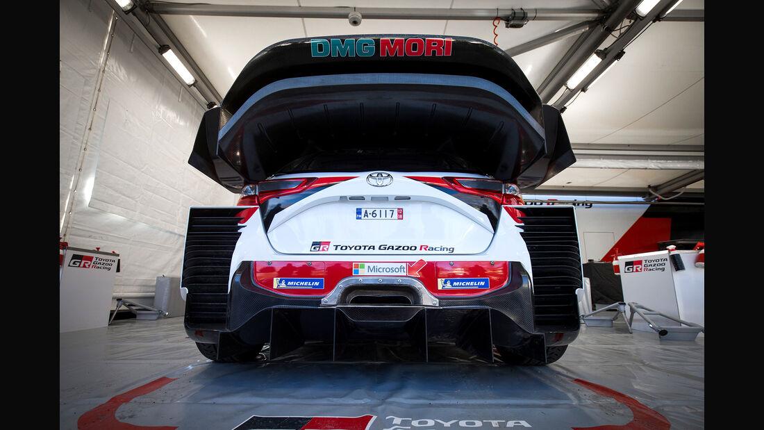 Toyota Yaris WRC - Rallye Monte Carlo 2018
