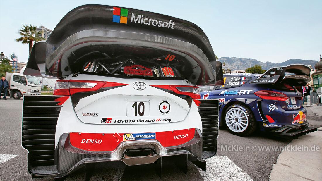 Toyota Yaris WRC - Rallye-WM - WRC 2017