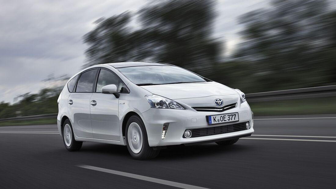 Toyota festigt seine Stellung als weltgrößter Autobauer.
