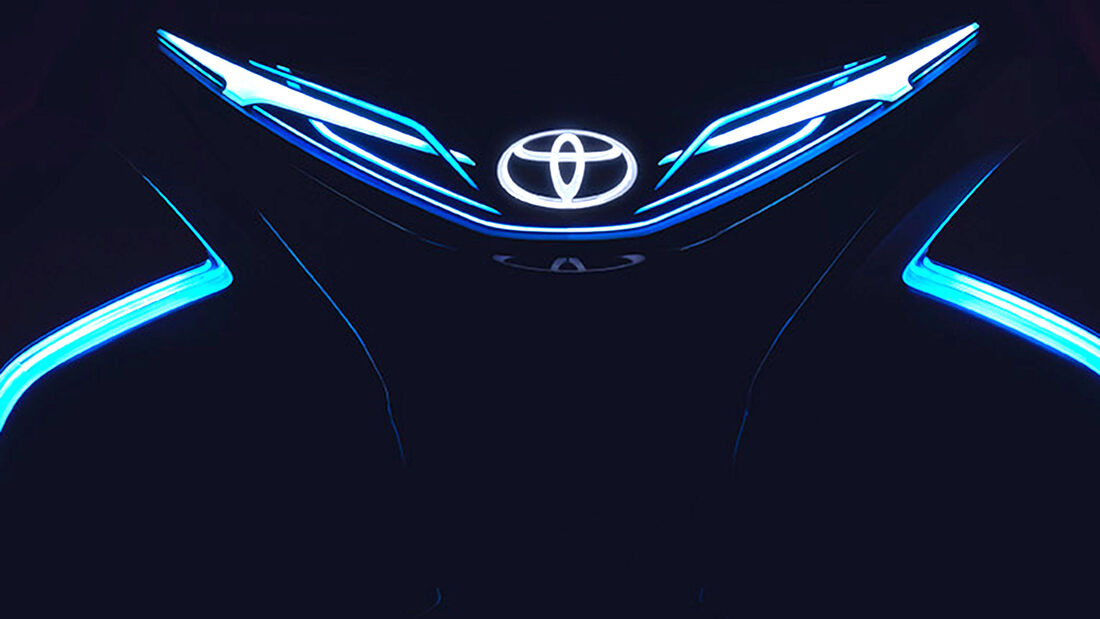 Toyota i-TRIL Concept Genf 2017