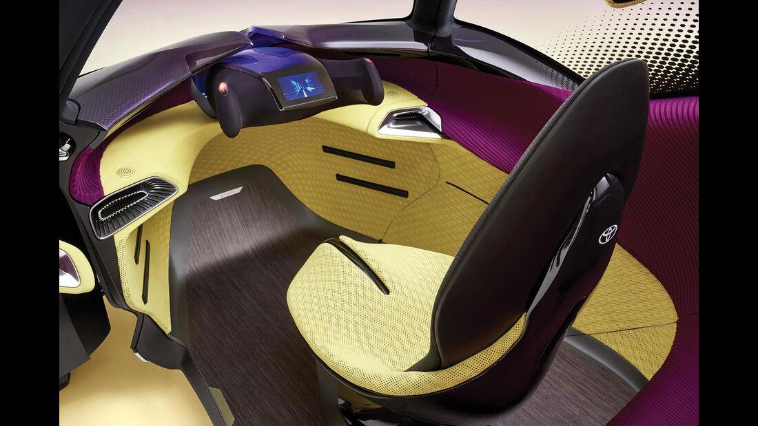Toyota i-Tril Concept