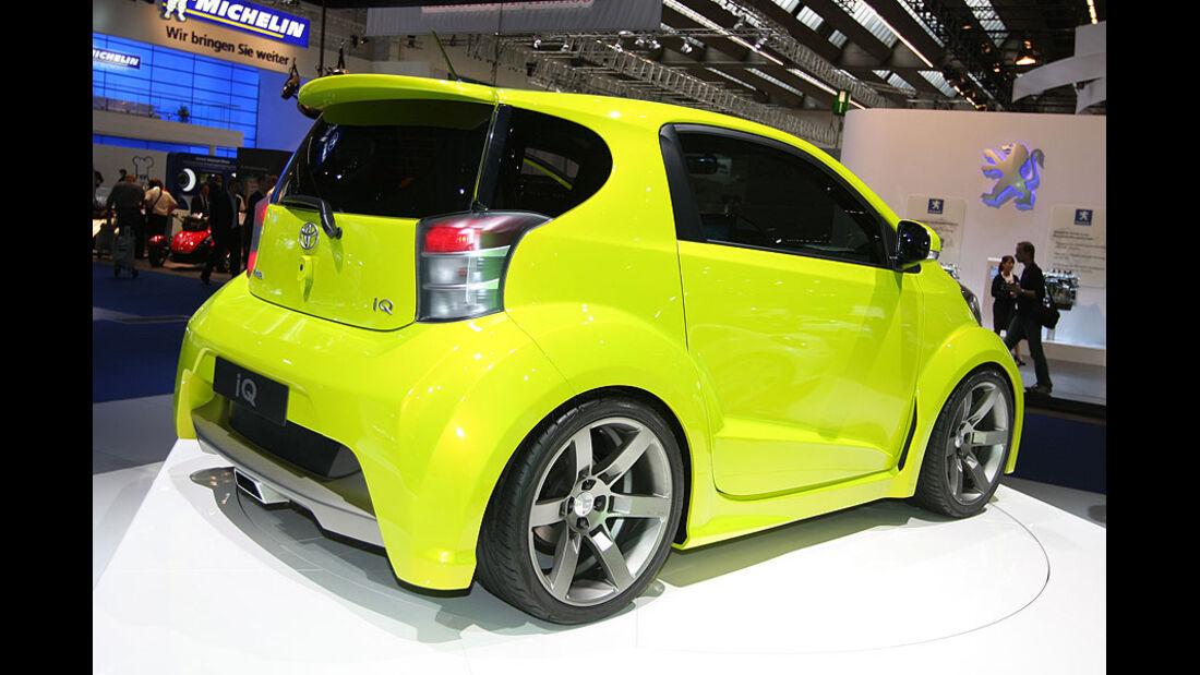 Toyota iQ IAA 2009