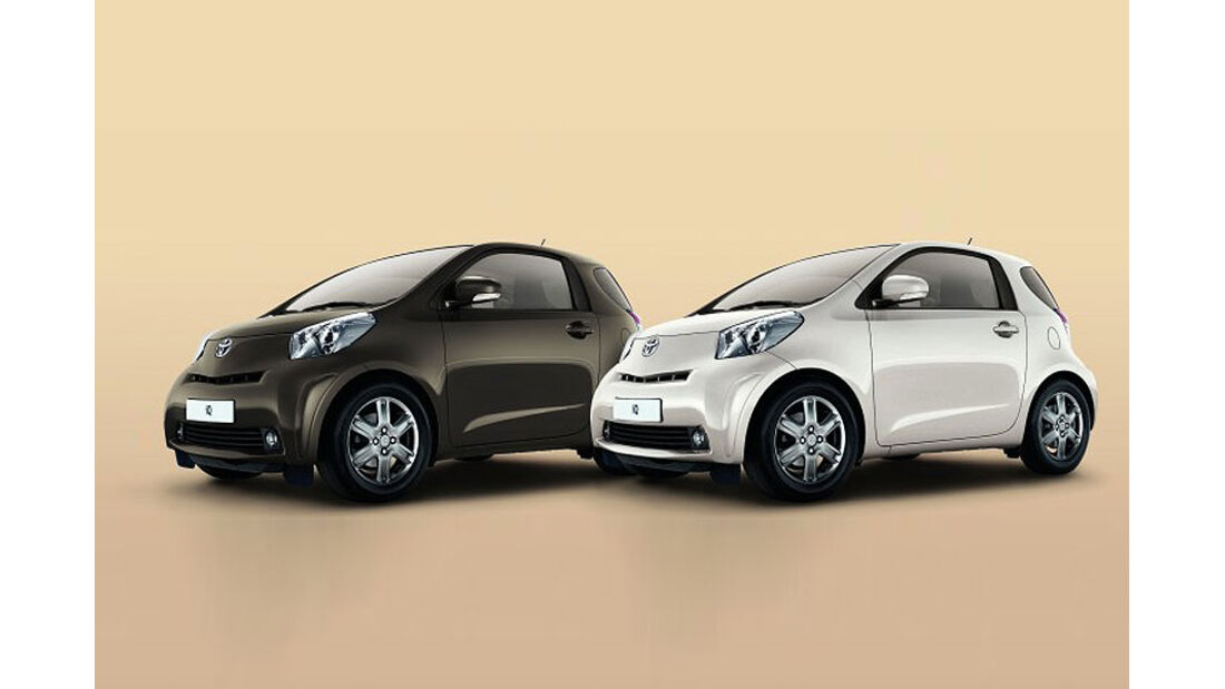 Toyota iQ(N)collection