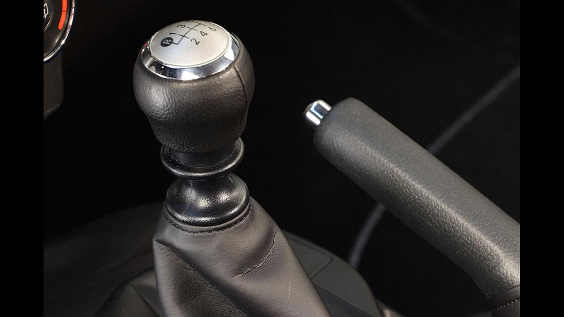 Toyota iQ Schaltknauf