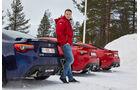 Toyta GT86, Andreas Haupt