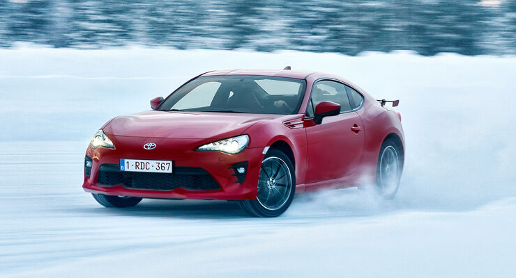 Toyota Gt86 2017 Im Fahrbericht Quer Schneller Als Längs Auto