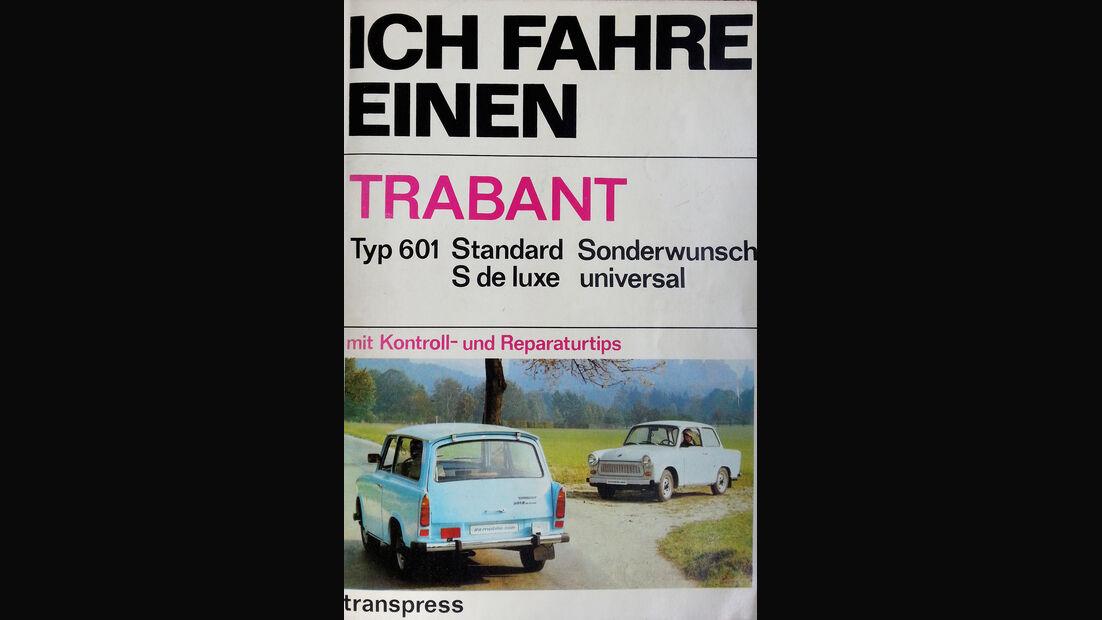 Trabant 601, Buch, Service-Tipp