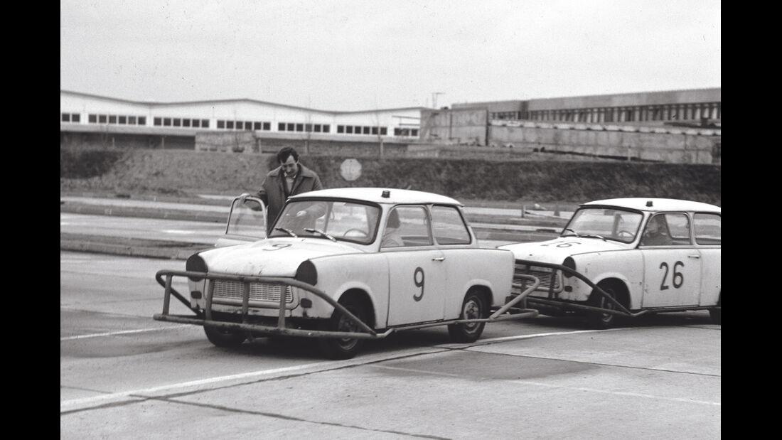 Trabant 601, Fahrschule