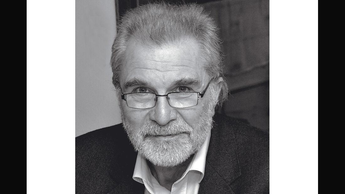 Trabant 601, Klaus Zwingenberger
