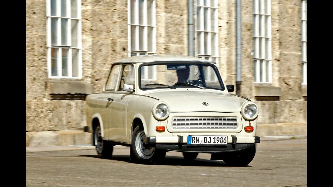 Trabant 601 L, Frontansicht