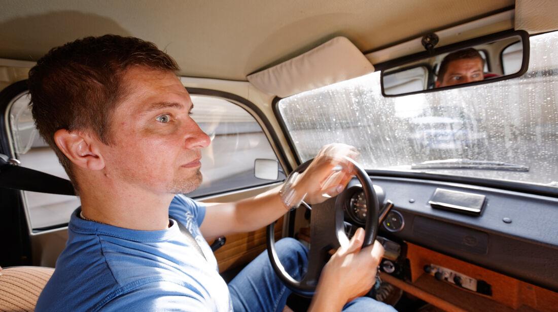 Trabant 601 L, Rico Habeck