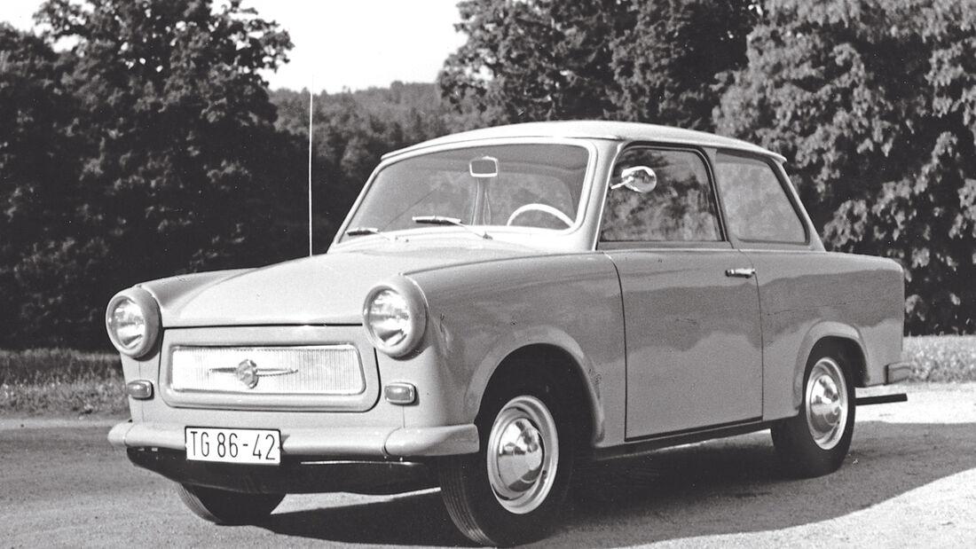 Trabant 601, Limousine