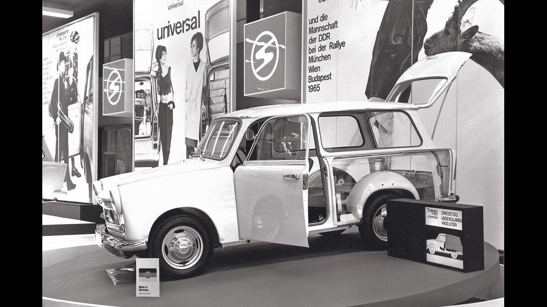 Trabant 601, Messe