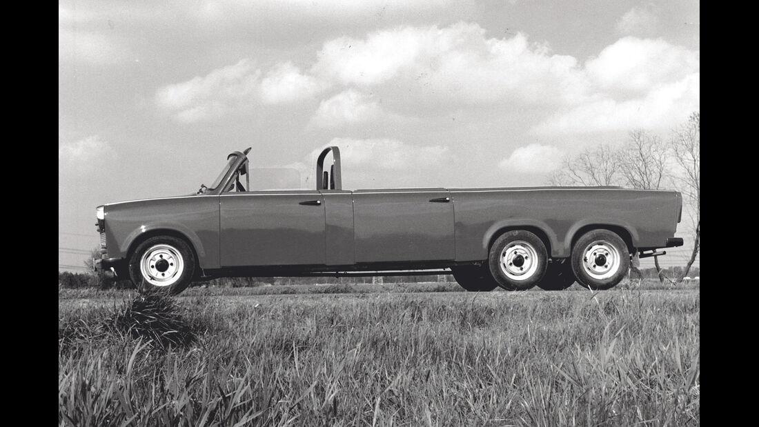 Trabant 601, Stretch
