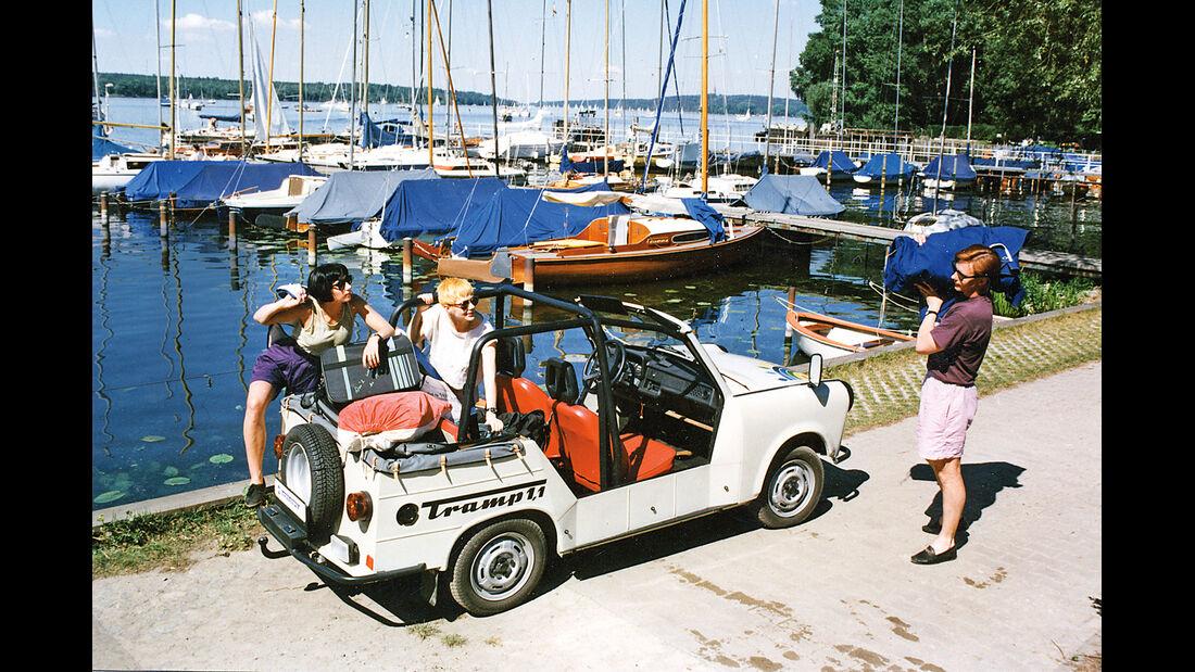 Trabant 601, Tramp