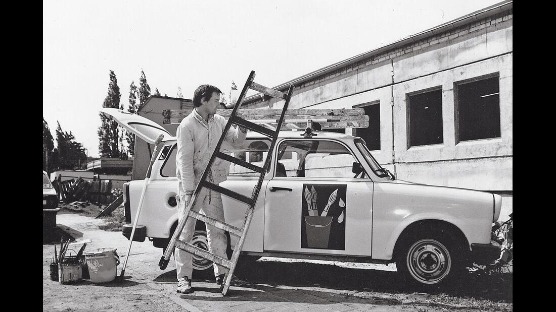 Trabant 601, Universal, Werbung