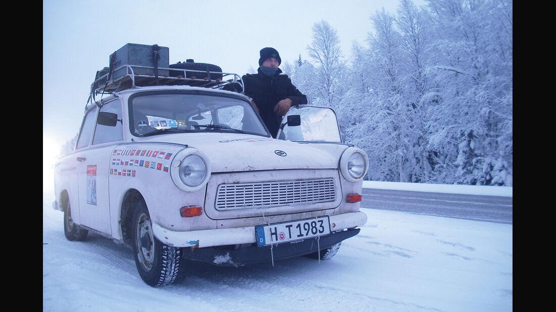 Trabant P 601 L, Finnland