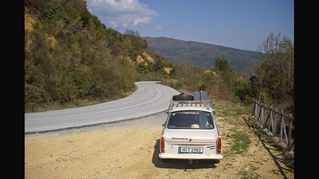 Trabant P 601 L, Griechenland