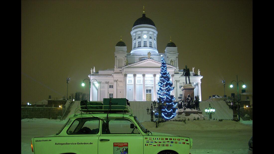 Trabant P 601 L, Helsinki