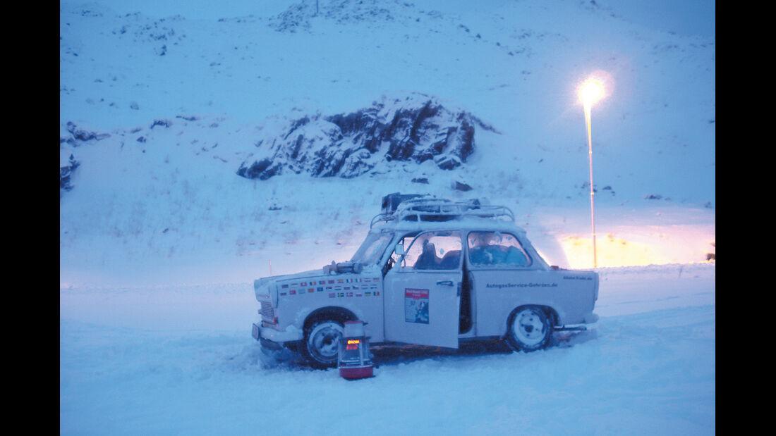 Trabant P 601 L, Honigsvag