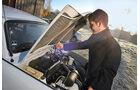 Trabant P 601 L, Kevin Petersen, Motor
