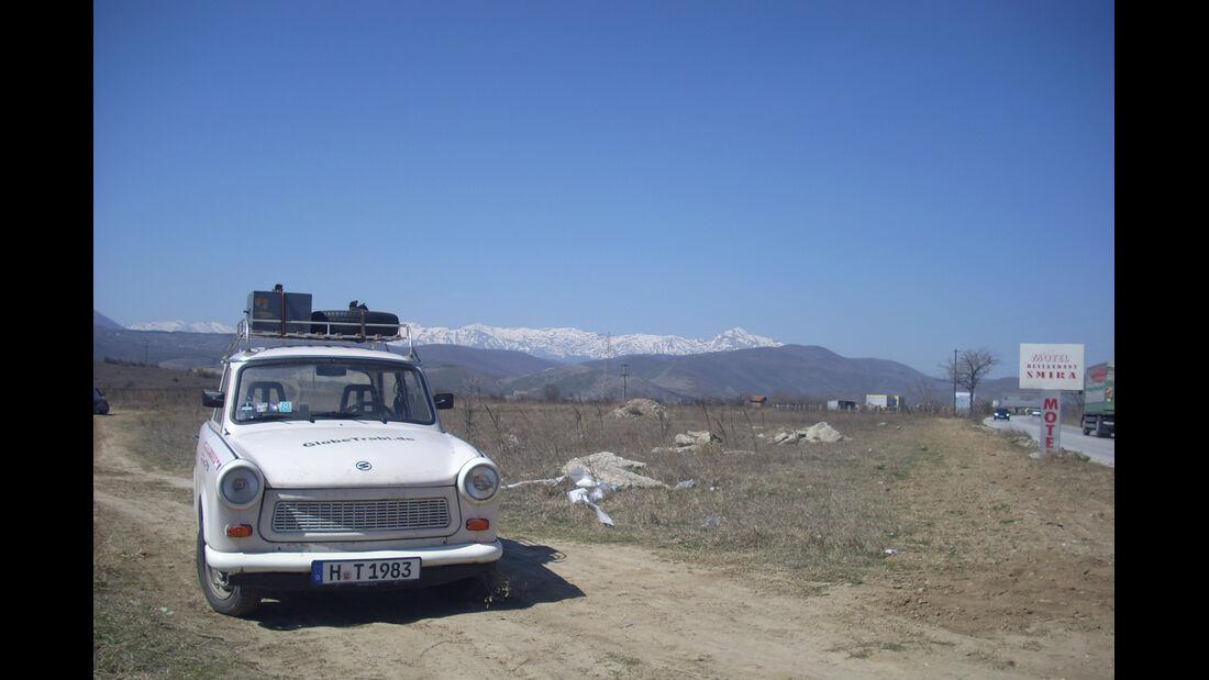 Trabant P 601 L, Kosovo