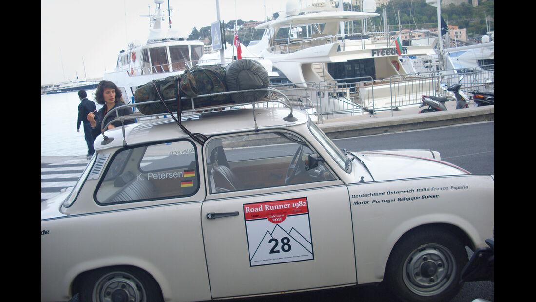 Trabant P 601 L, Monaco