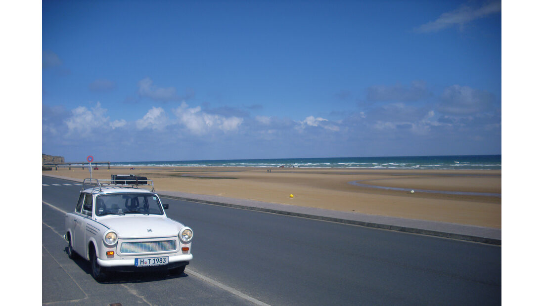 Trabant P 601 L, Normandie