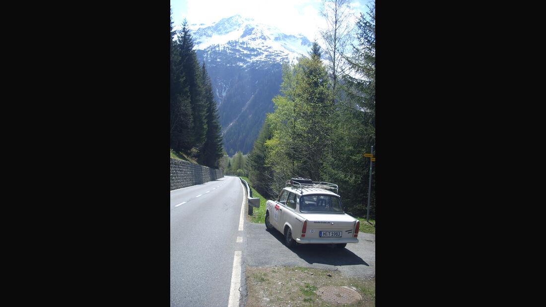 Trabant P 601 L, Schweiz