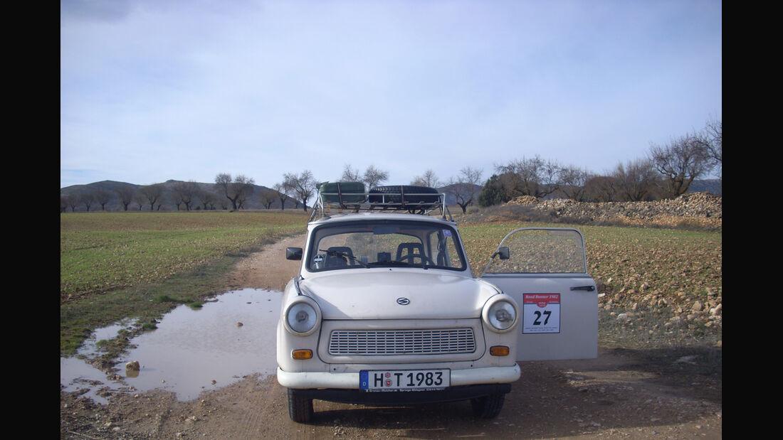 Trabant P 601 L, Spanien