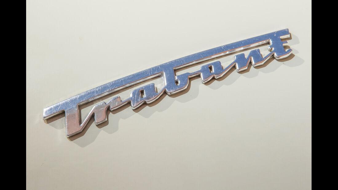Trabant P, Typenbezeichnung
