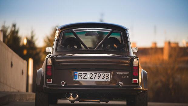 Trabant - Trabbi - Kleinwagen - Tuning