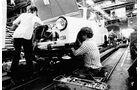 Trabant, Werkstätte, Vorderrad, Mitarbeiter