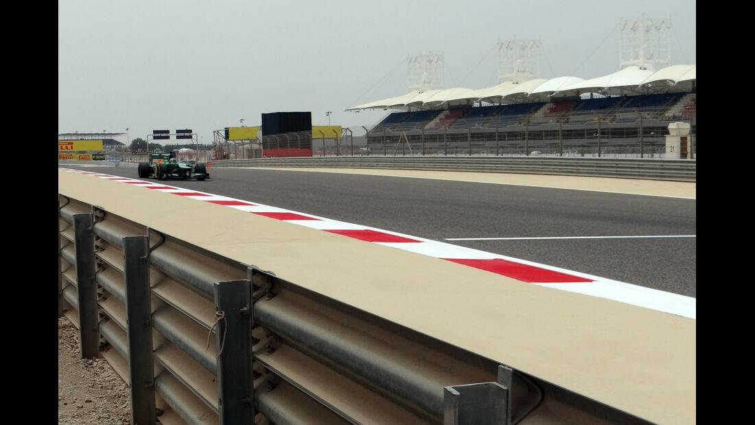Trackwalk - Formel 1 - GP Bahrain - 20. April 2016